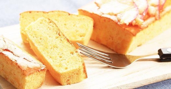 レモンのはちみつケーキ